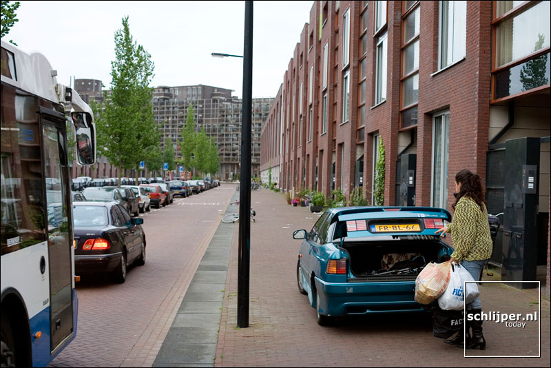 Nederland, Amsterdam, 21 mei 2006