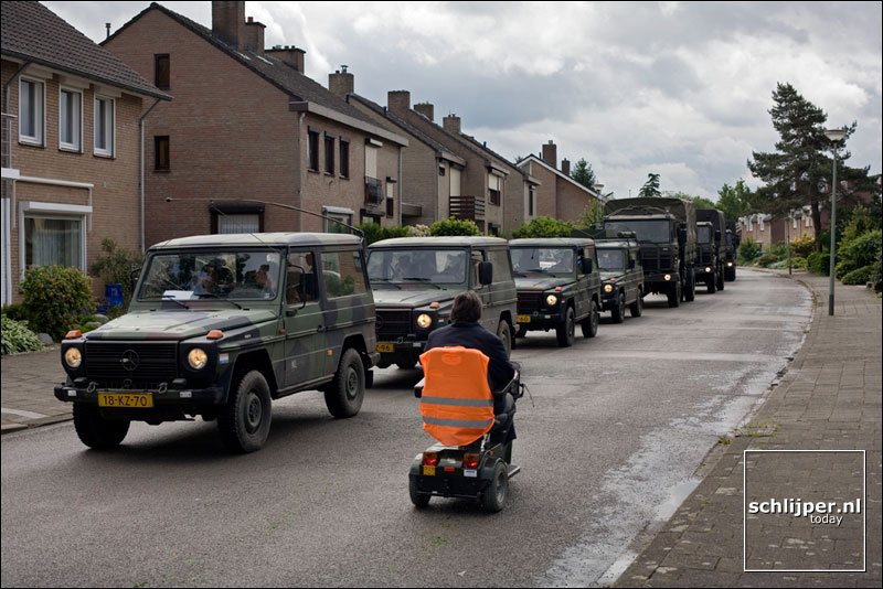 Nederland, Maastricht, 23 mei 2006