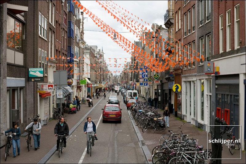 Nederland, Amsterdam, 28 mei 2006