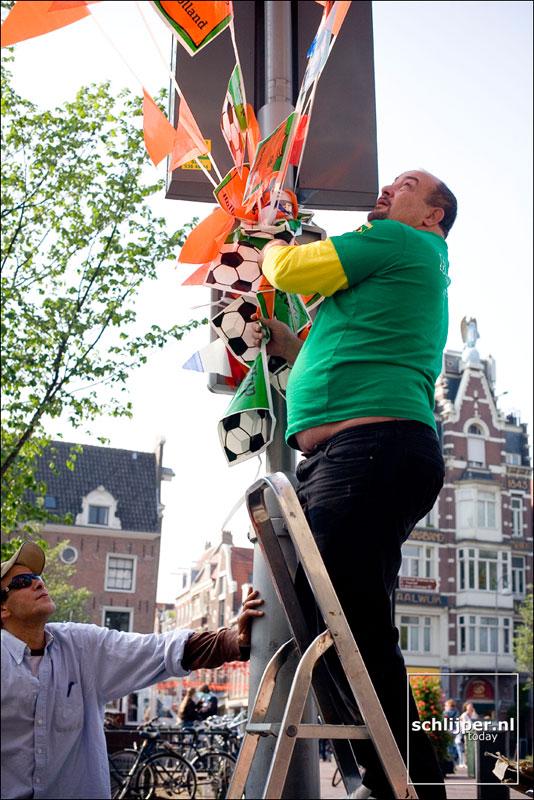 Nederland, Amsterdam, 7 juni 2006