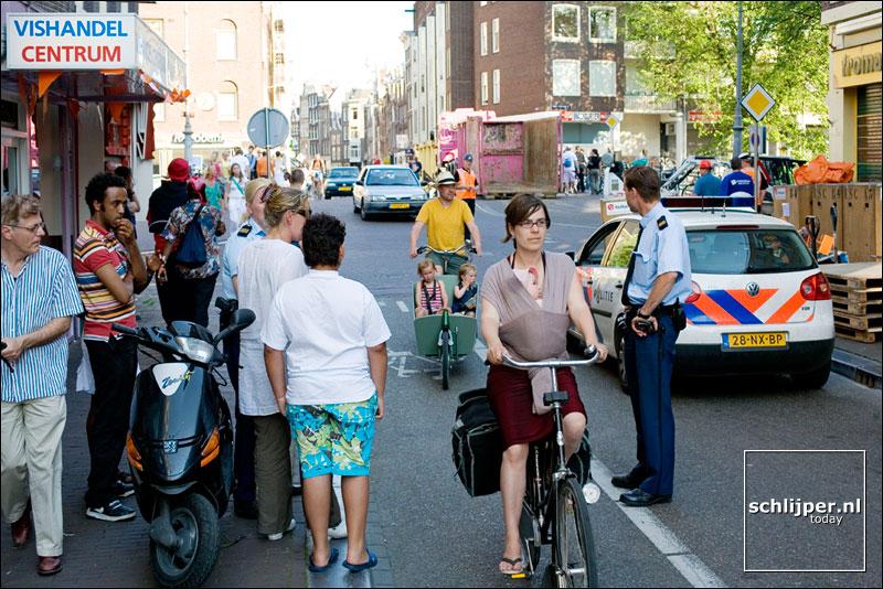 Nederland, Amsterdam, 10 juni 2006