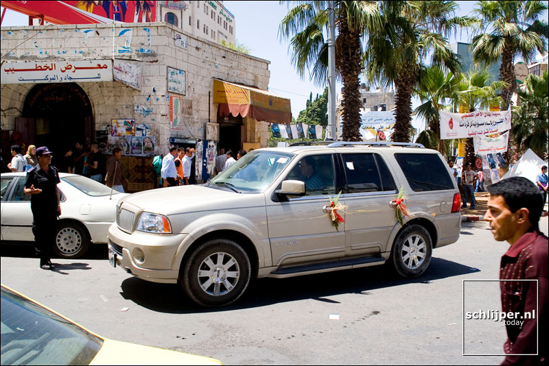 Palestinian Territories, Ramallah, 26 juni 2006