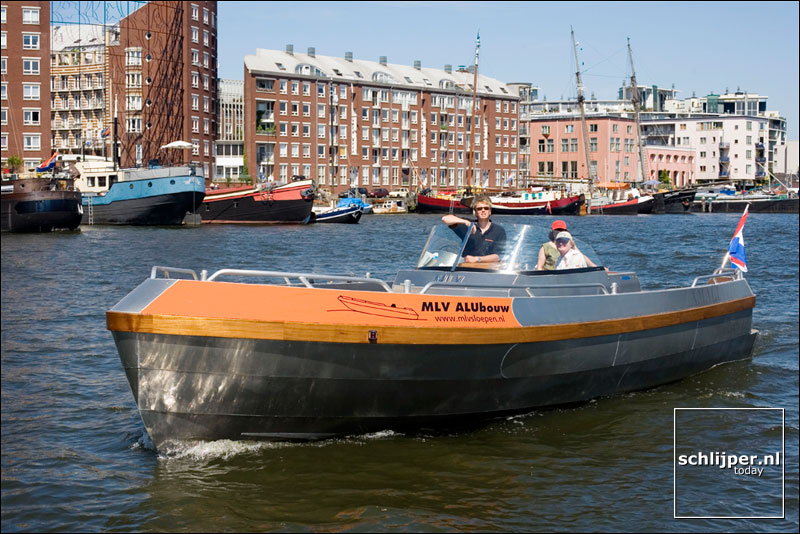 Nederland, Amsterdam, 1 juli 2006