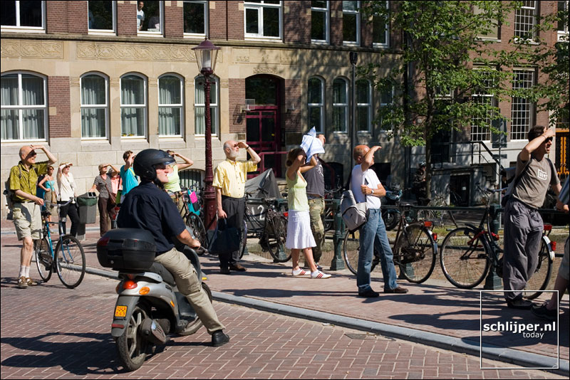 Nederland, Amsterdam, 3 juli 2006