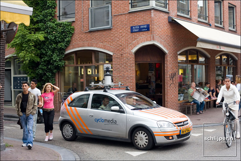 Nederland, Amsterdam, 11 juli 2006