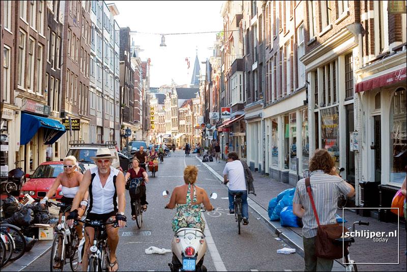 Nederland, Amsterdam, 17 juli 2006