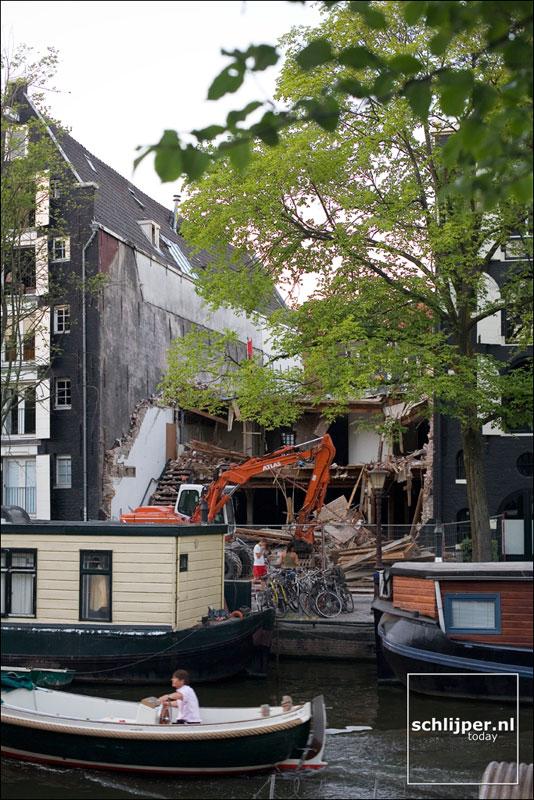 Nederland, Amsterdam, 18 juli 2006