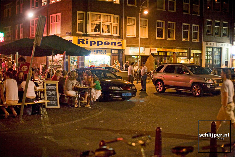 Nederland, Amsterdam, 20 juli 2006