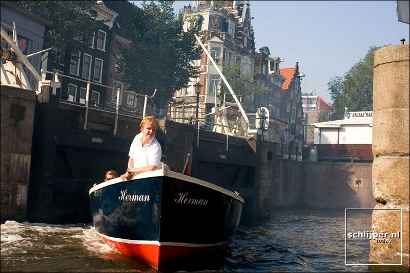 Nederland, Amsterdam, 23 juli 2006