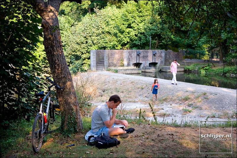 Nederland, Maastricht, 24 juli 2006