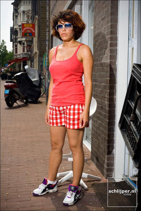Nederland, Amsterdam, 28 juli 2006