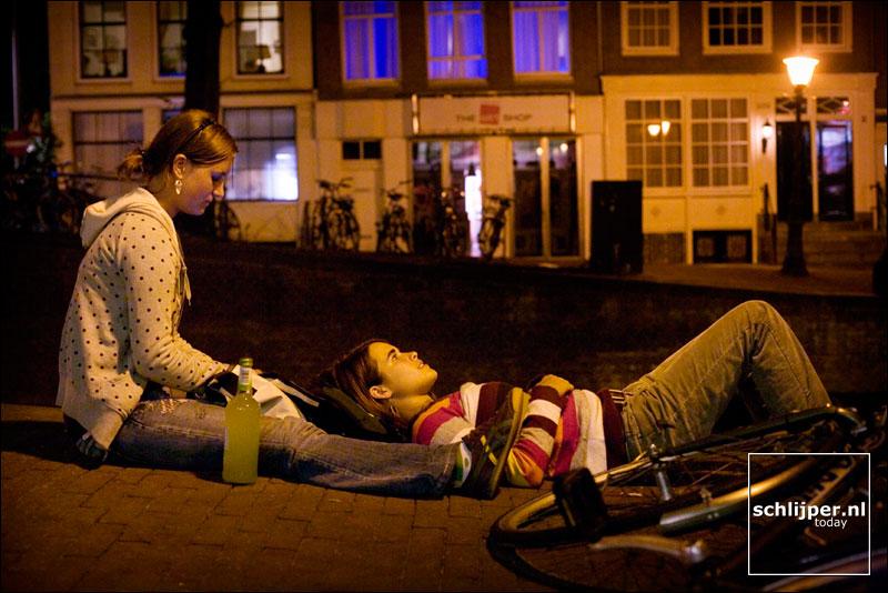 Nederland, Amsterdam, 6 augustus 2006