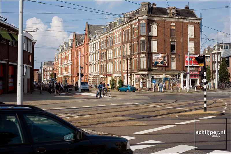 Nederland, Amsterdam, 13 augustus 2006