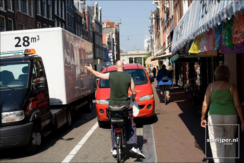 Nederland, Amsterdam, 16 augustus 2006