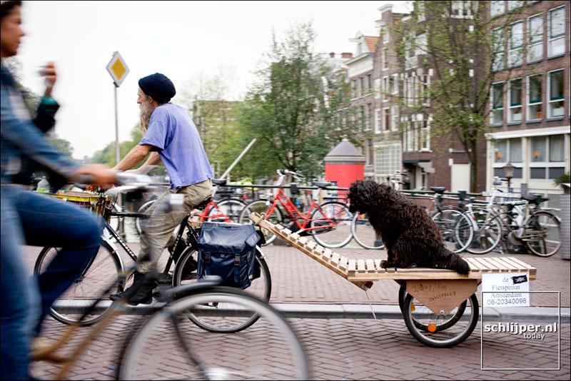 Nederland, Amsterdam, 17 augustus 2006
