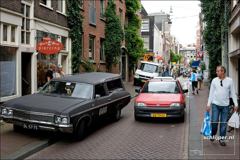 Nederland, Amsterdam, 19 augustus 2006