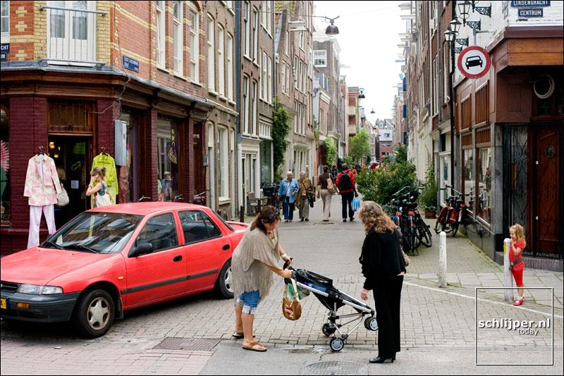 Nederland, Amsterdam, 26 augustus 2006