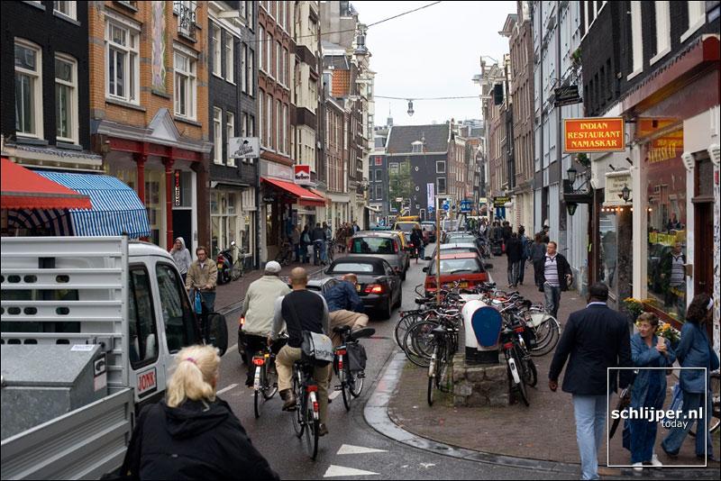 Nederland, Amsterdam, 31 augustus 2006