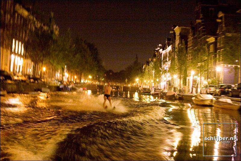 Nederland, Amsterdam, 1 september 2006