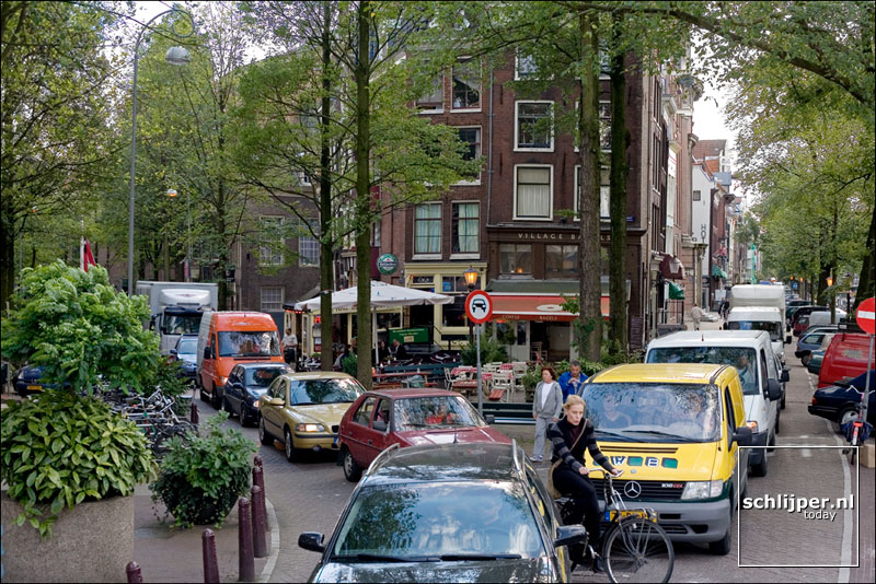 Nederland, Amsterdam, 7 september 2006
