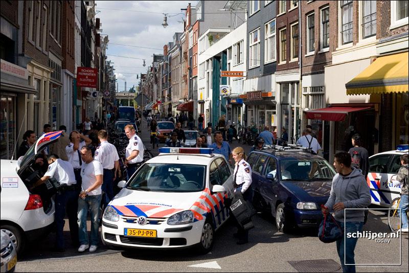Nederland, Amsterdam, 8 september 2006
