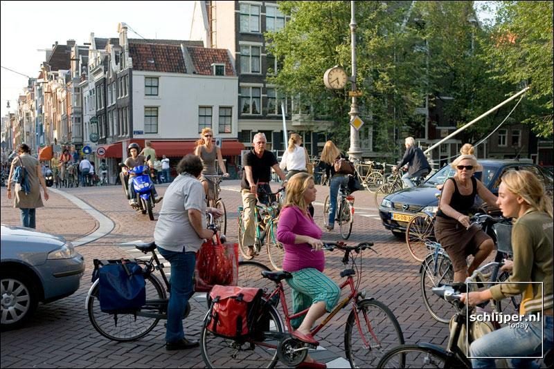 Nederland, Amsterdam, 11 september 2006