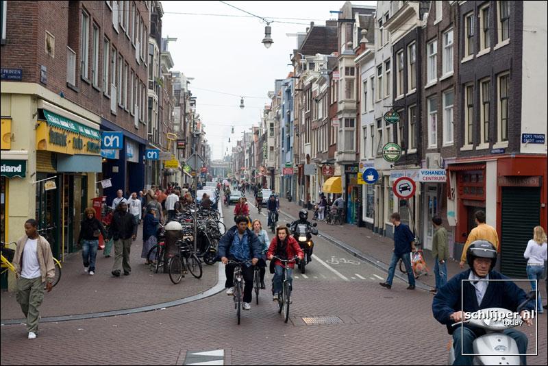 Nederland, Amsterdam, 17 september 2006