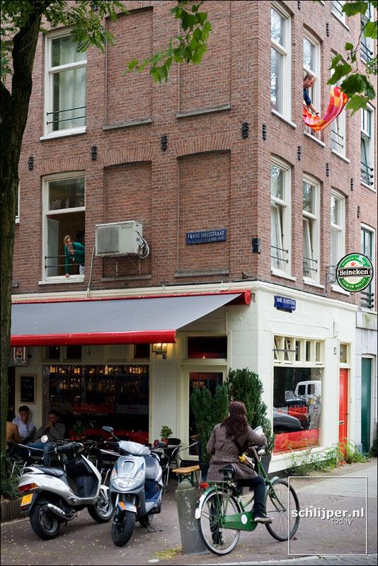 Nederland, Amsterdam, 18 september 2006