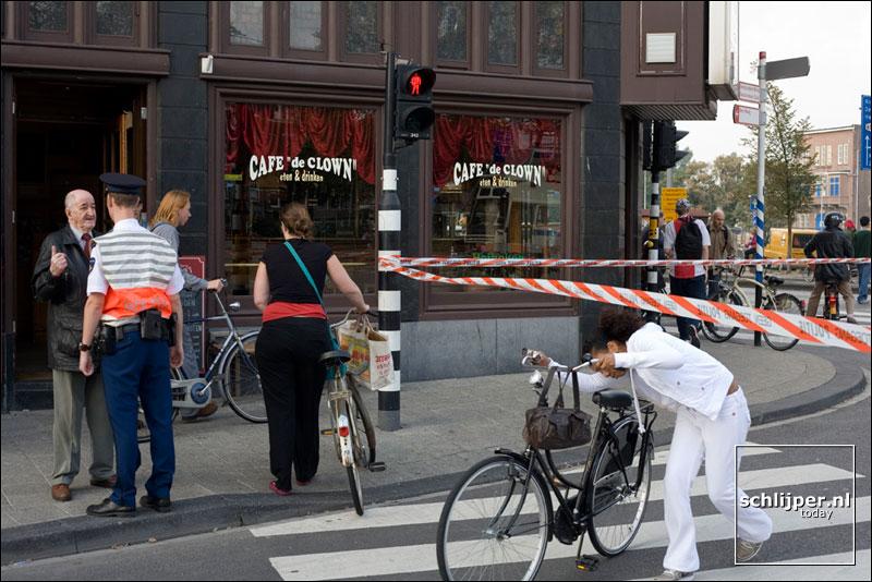 Nederland, Amsterdam, 27 september 2006