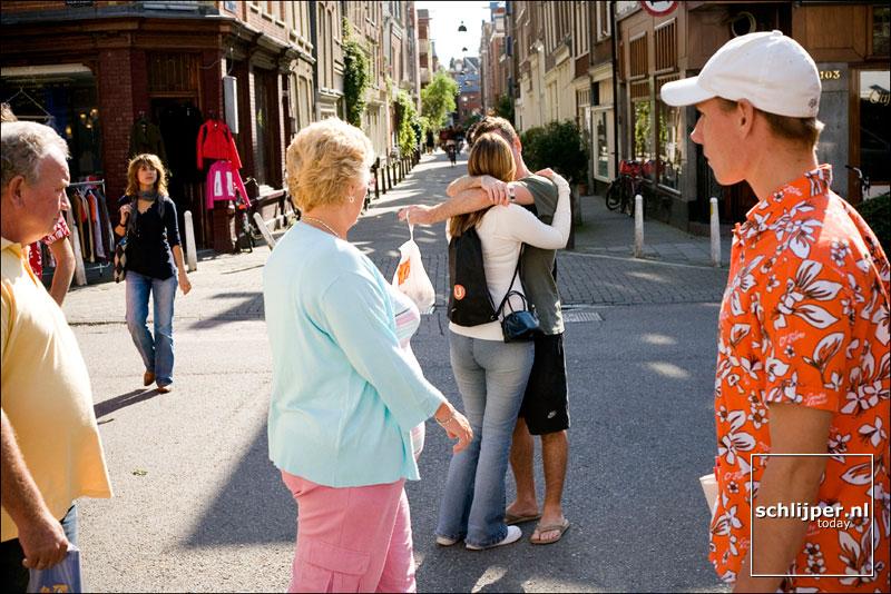Nederland, Amsterdam, 30 september 2006
