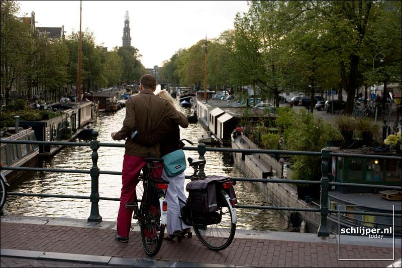 Nederland, Amsterdam, 1 oktober 2006