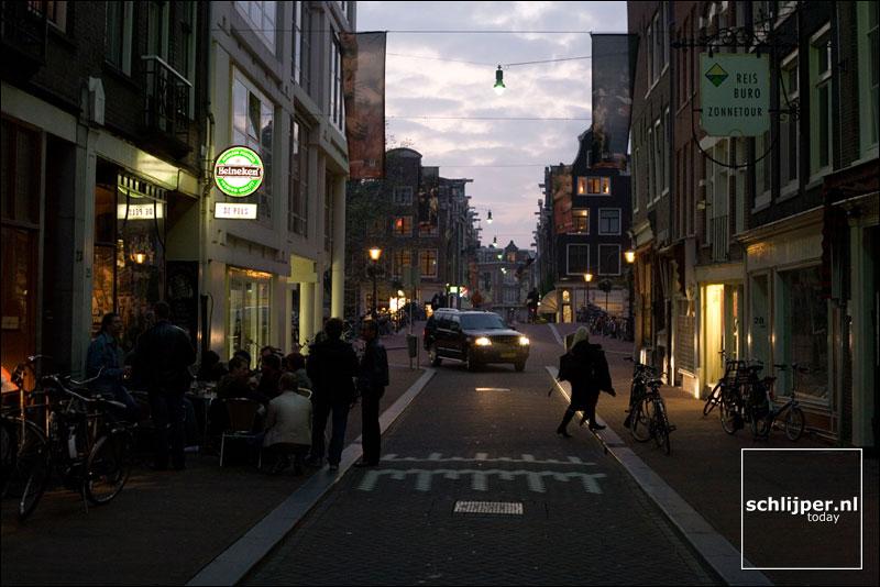 Nederland, Amsterdam, 13 oktober 2006