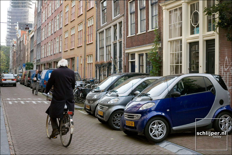 Nederland, Amsterdam, 19 oktober 2006