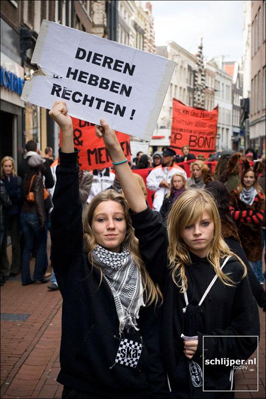 Nederland, Amsterdam, 4 november 2006