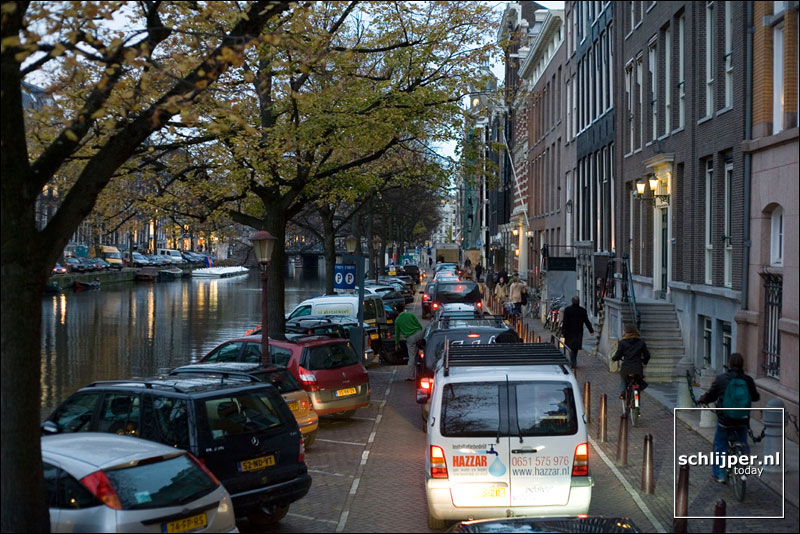 Nederland, Amsterdam, 14 november 2006