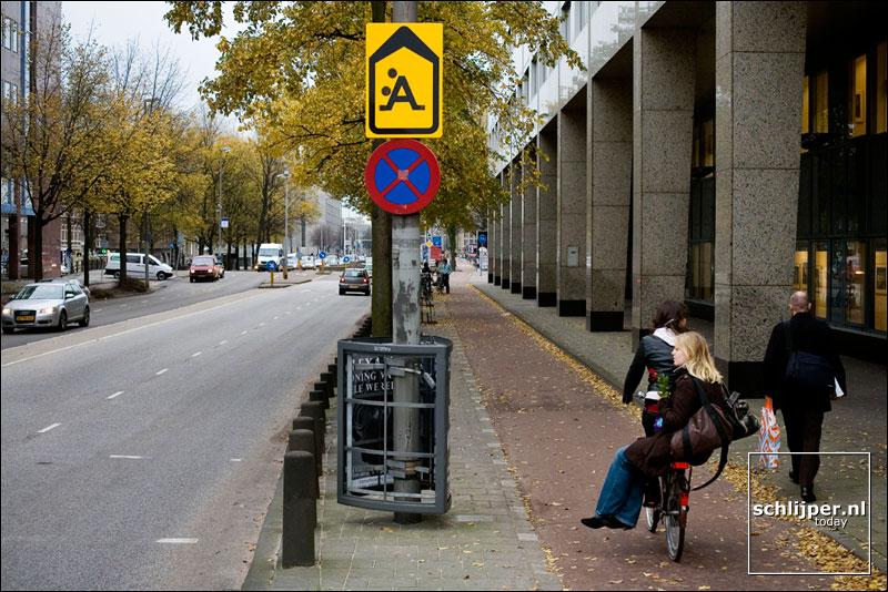 Nederland, Amsterdam, 16 november 2006