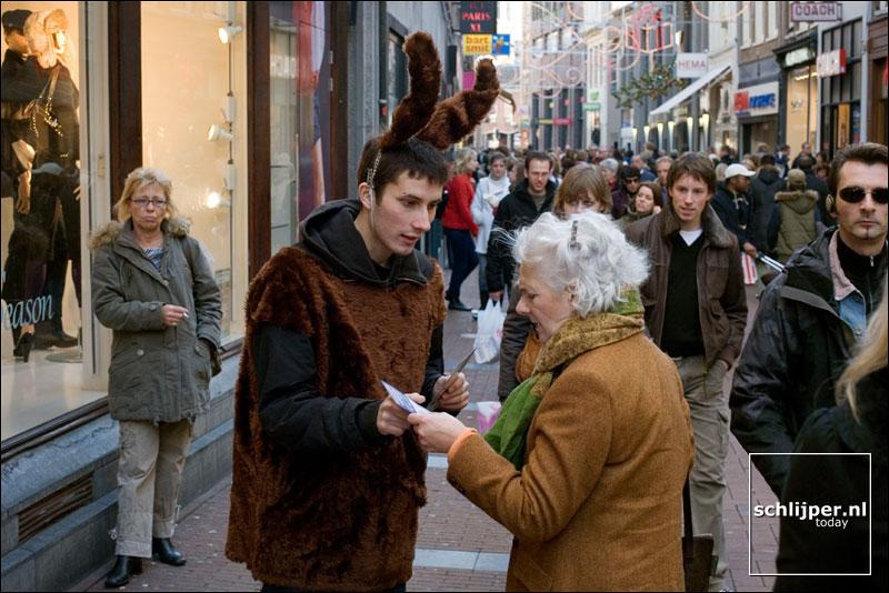 Nederland, Amsterdam, 18 november 2006