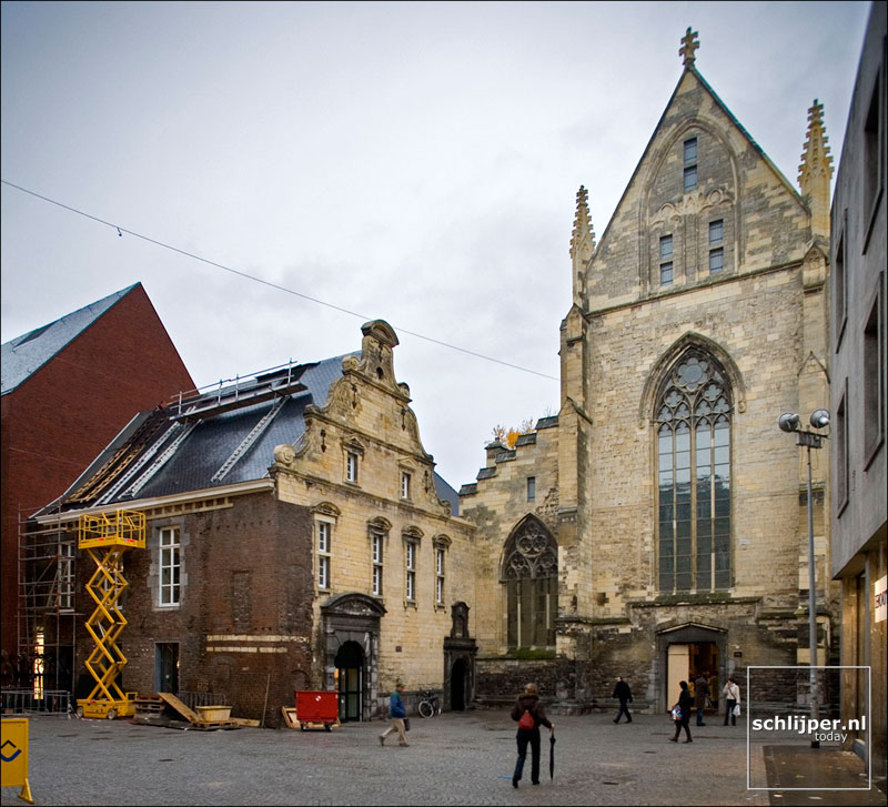 Nederland, Maastricht, 20 november 2006