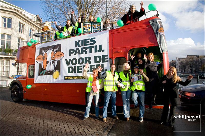Nederland, Amsterdam, 21 november 2006