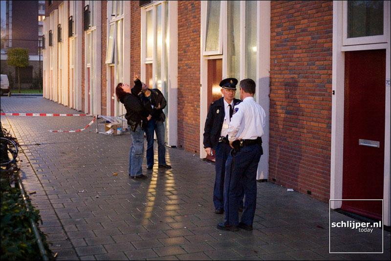 Nederland, Amsterdam, 2 december 2006