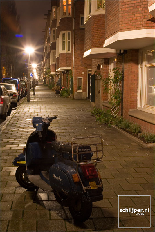 Nederland, Amsterdam, 8 december 2006