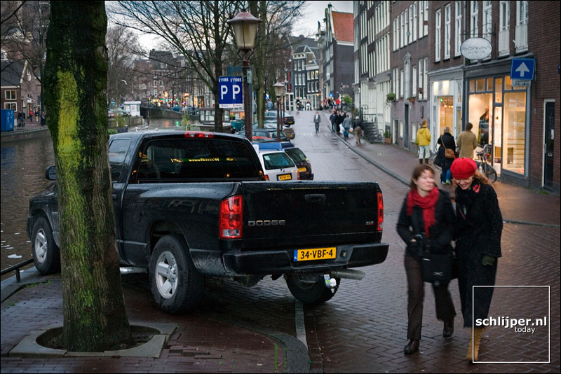 Nederland, Amsterdam, 9 december 2006