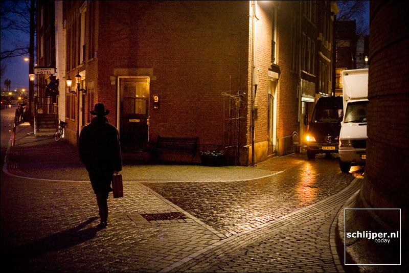 Nederland, Amsterdam, 11 december 2006