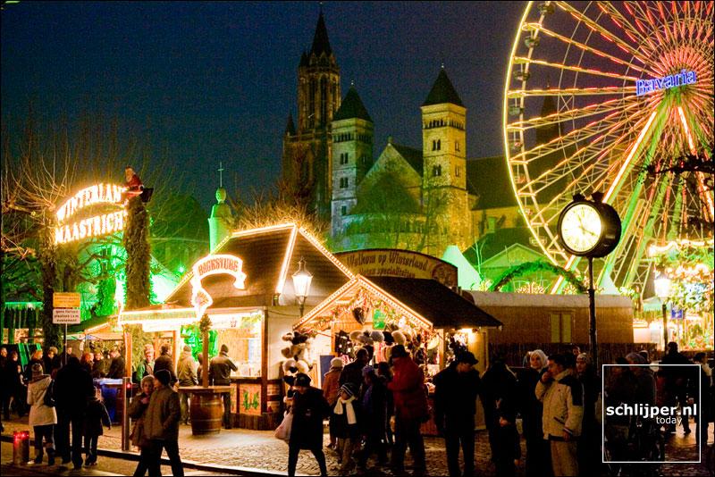 Nederland, Maastricht, 25 december 2006