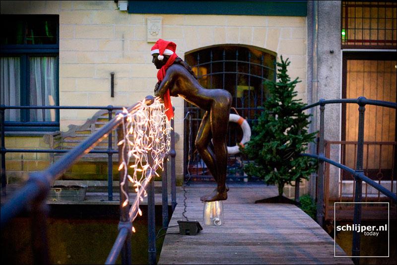 Nederland, Valkenburg aan de Geul, 26 december 2006