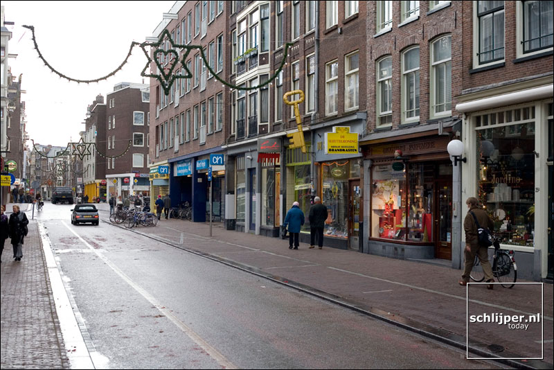 Nederland, Amsterdam, 1 januari 2007