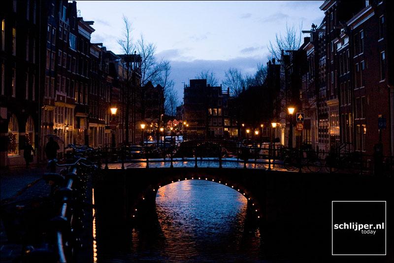 Nederland, Amsterdam, 2 januari 2007