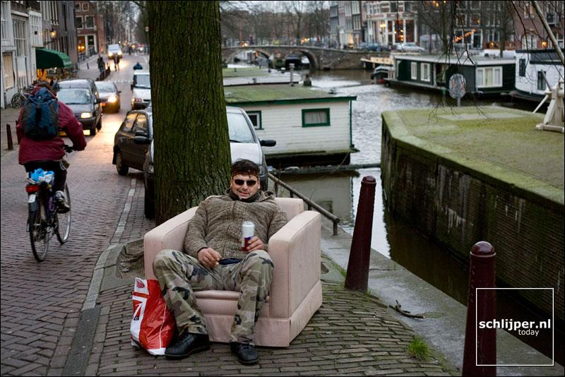 Nederland, Amsterdam, 5 januari 2007