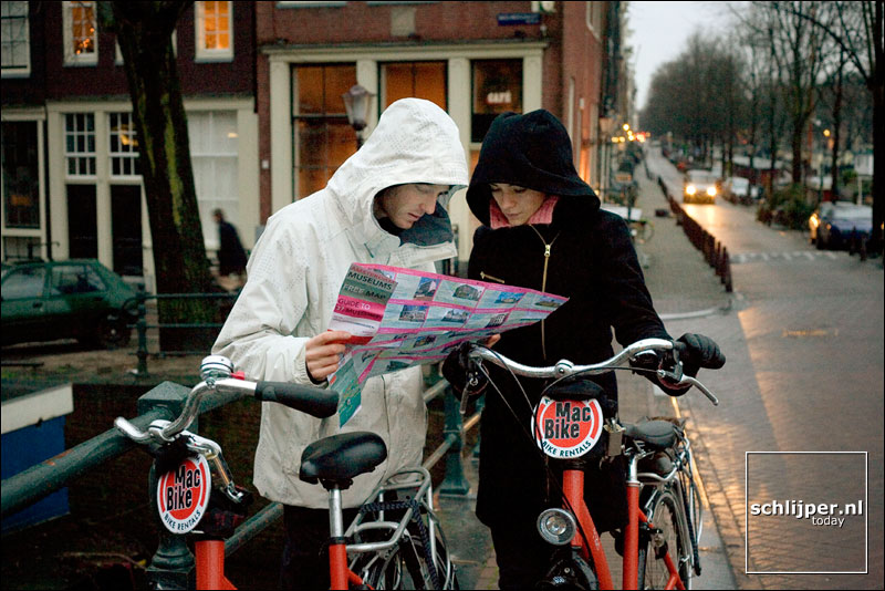 Nederland, Amsterdam, 7 januari 2007
