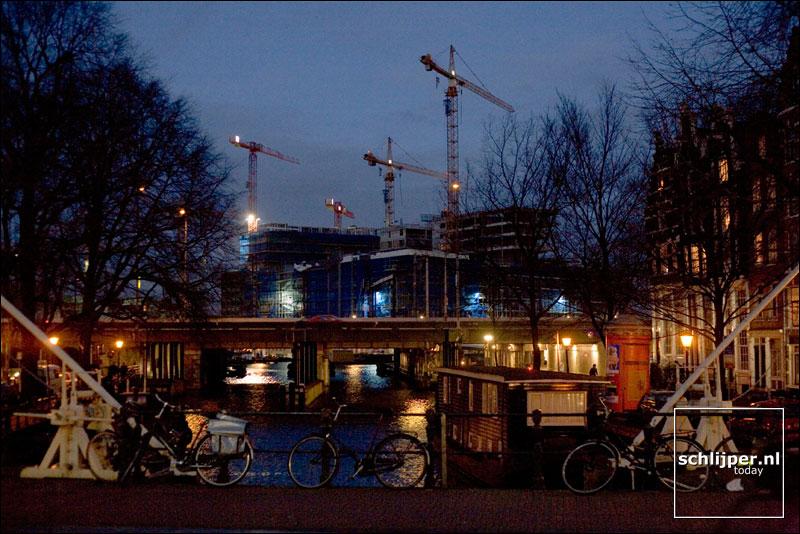 Nederland, Amsterdam, 9 januari 2007
